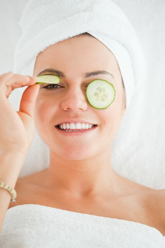 Cucumber - A Powerful Natural Skin Cleanser