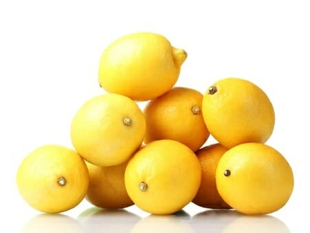 Lemon for Nerves System Treatment