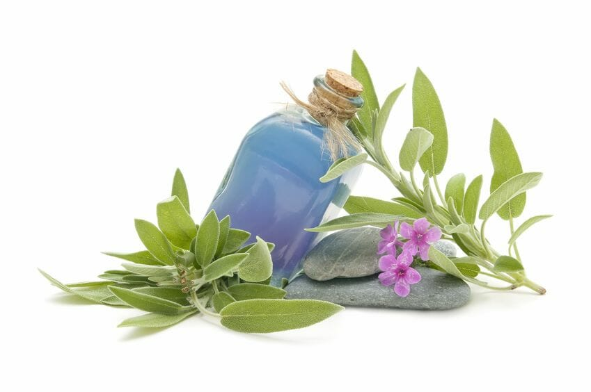 essential oils for dry and oily skin
