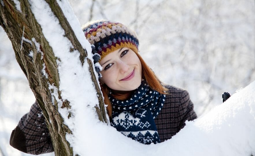 skin care regimen during winter