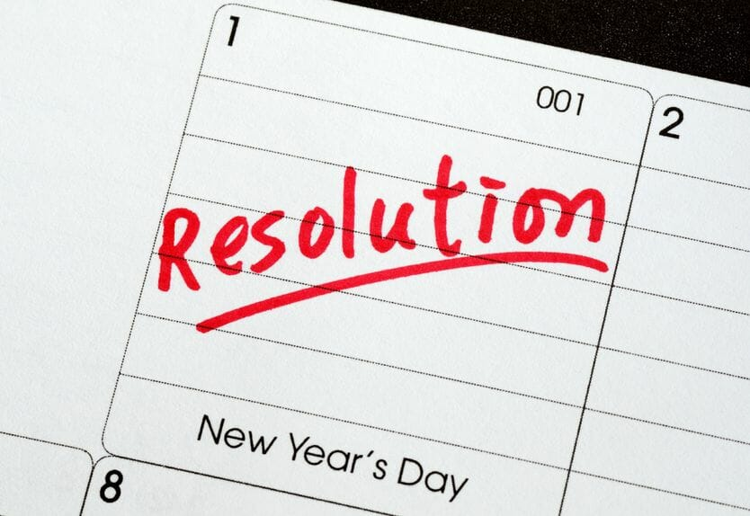Ready For New Year's Resolutions?