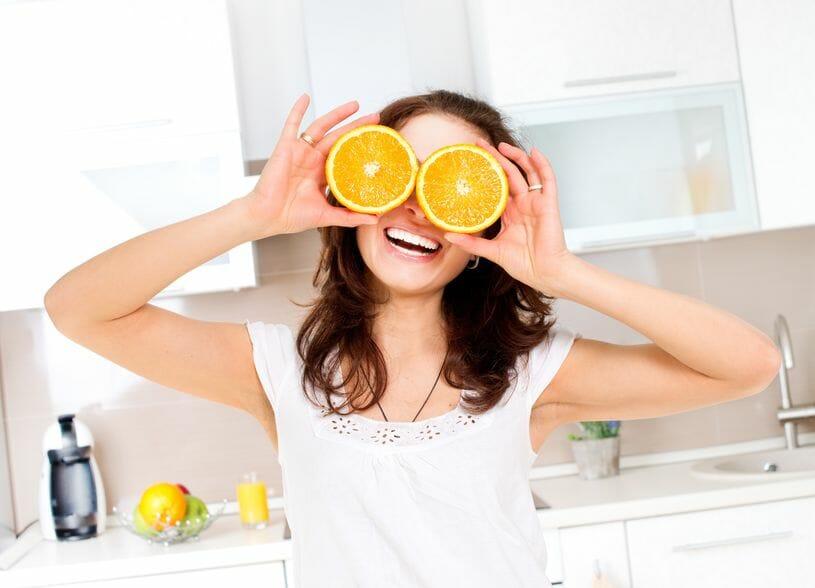 eyesight protection food