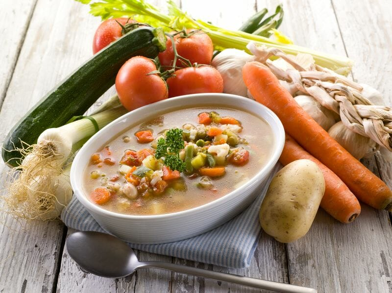 The Very Powerful Vegetable Soups for Weight Loss You Should Try Right Now
