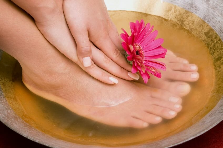 Tired feet? Consider These Natural Remedies And Rejuvenating Footbath