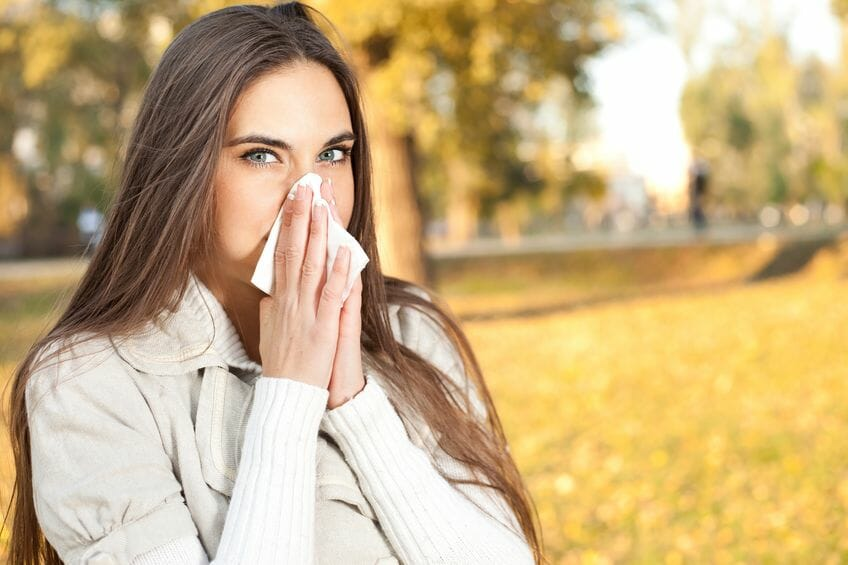 Fall Allergies? These Are Natural Ways To Fight Them!
