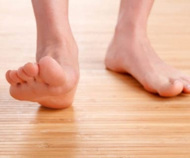 tired feet - natural remedies and rejuvenating footbath