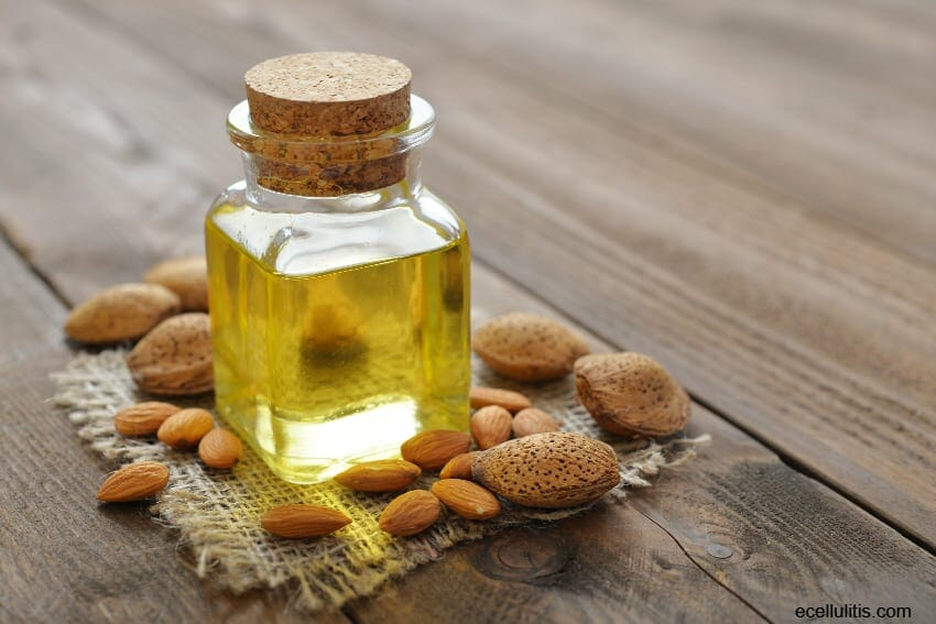 almond oil - protect your skin with natural treatments – slow down the aging process