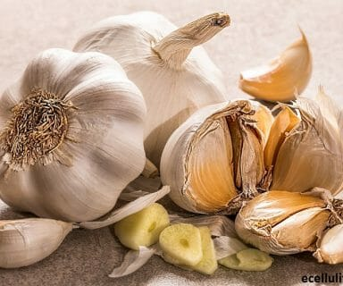garlic - how developing is iodine