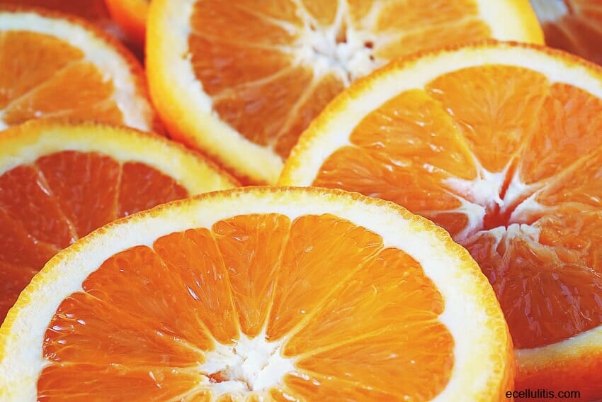 Oranges - 10 Miracle Foods for Healthy Skin