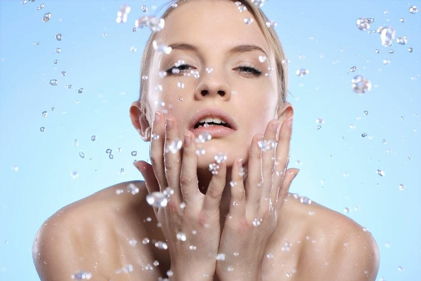 skin health tips - how to stay hydrated