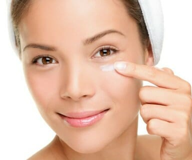 Dry skin under eyes treatments