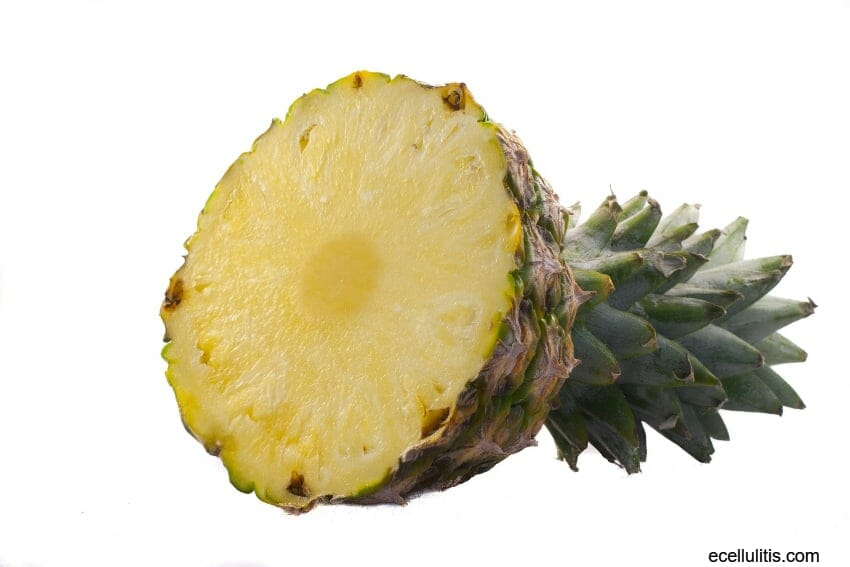 pineapple benefits for skin - wrinkles