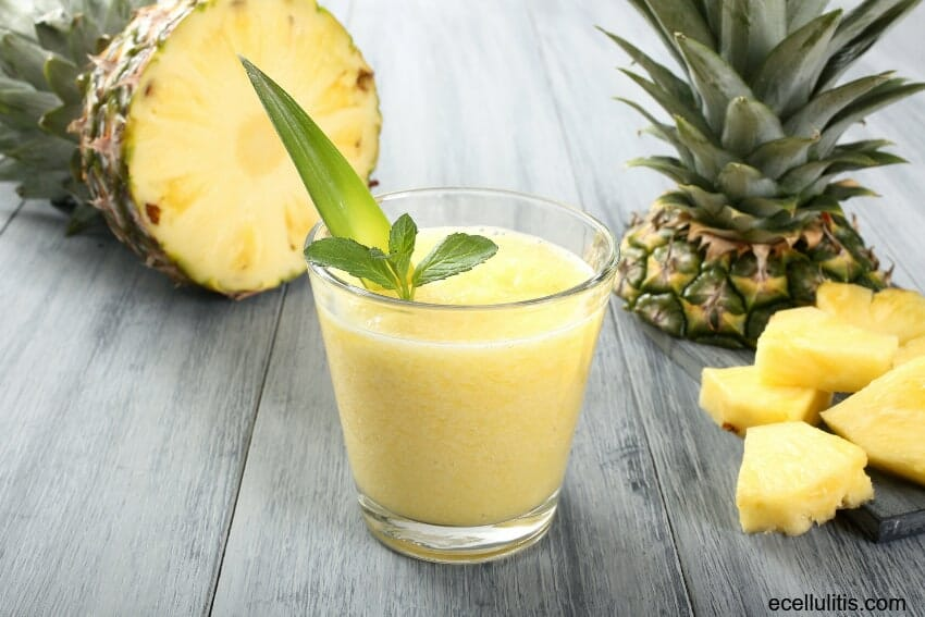 Bromelain - Natural Treatment For Cellulitis
