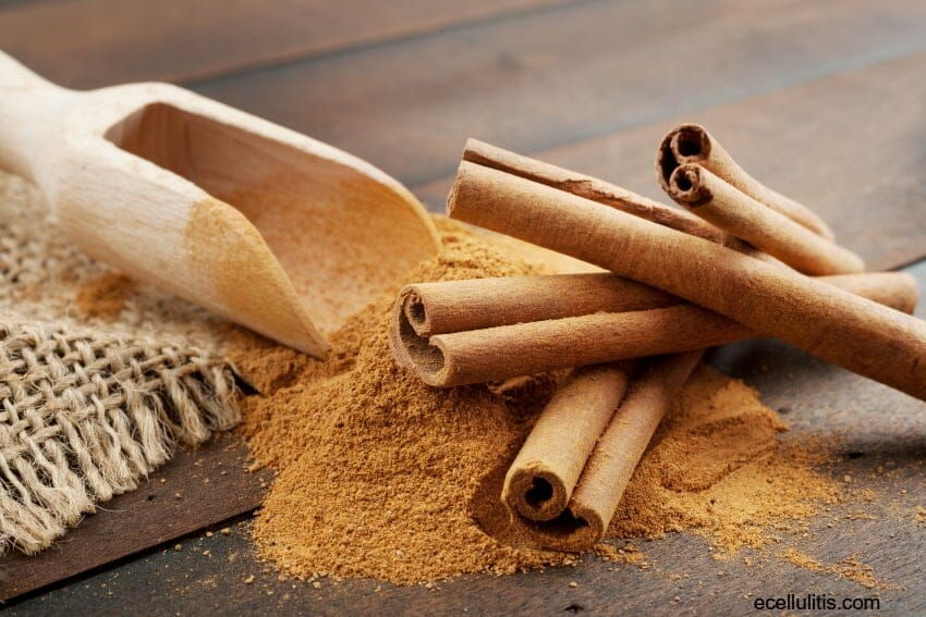 Cinnamon for headache