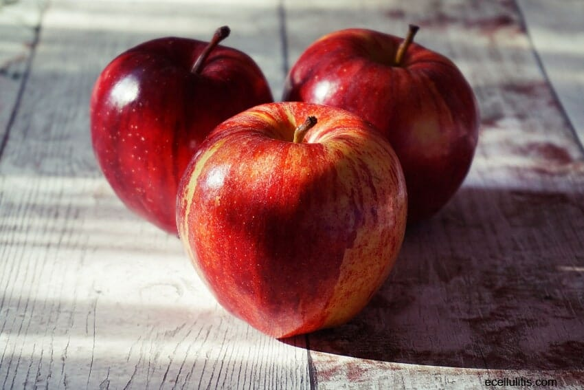 Apples - 8 Home Remedies To Help You Lose Weight
