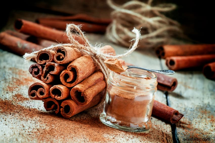 Cinnamon - 8 Ways to Boost Your Metabolism Without Exercising