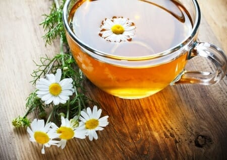 Camomile for Menstrual Cramps