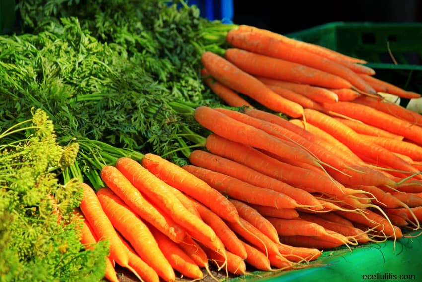 carrots health benefits for eyes