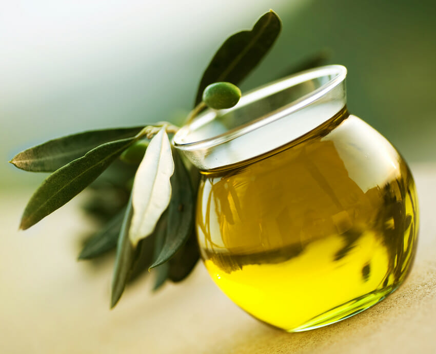 wrinkles - the benefits of olive oil
