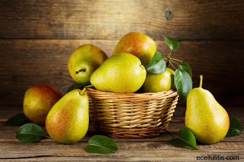 Pears And Their Benefits And Properties