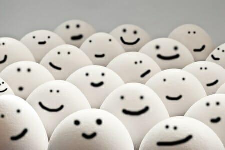 egg whites for wrinkles