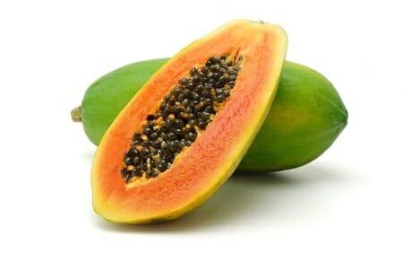papaya for wrinkles