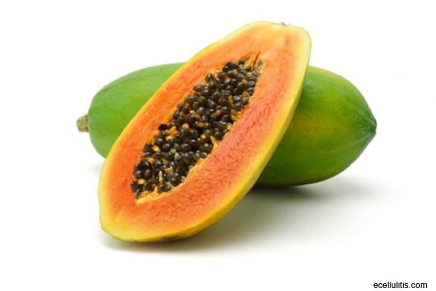 papaya benefits - wrinkles