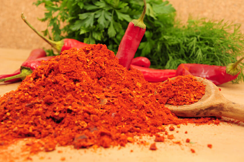 cayenne pepper against cold