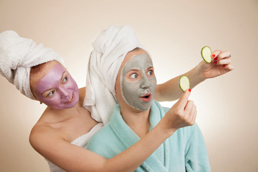 cucumber as natural skin cleanser