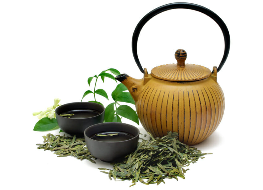 green tea - All What You Need To Know About Anti Aging Food – A 101 Guide