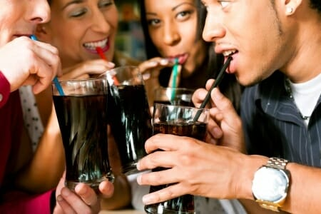 Should we drink Soda, Diet Soda, and Sweetened Beverages?