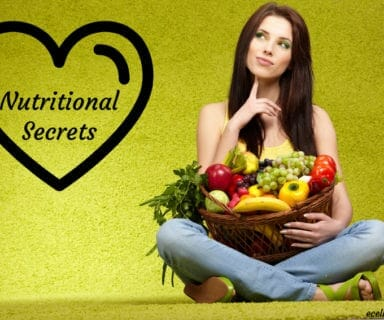nutritional secrets that could improve your life