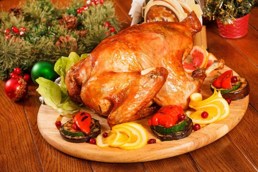 thanksgiving turkey - healthy thanksgiving meal