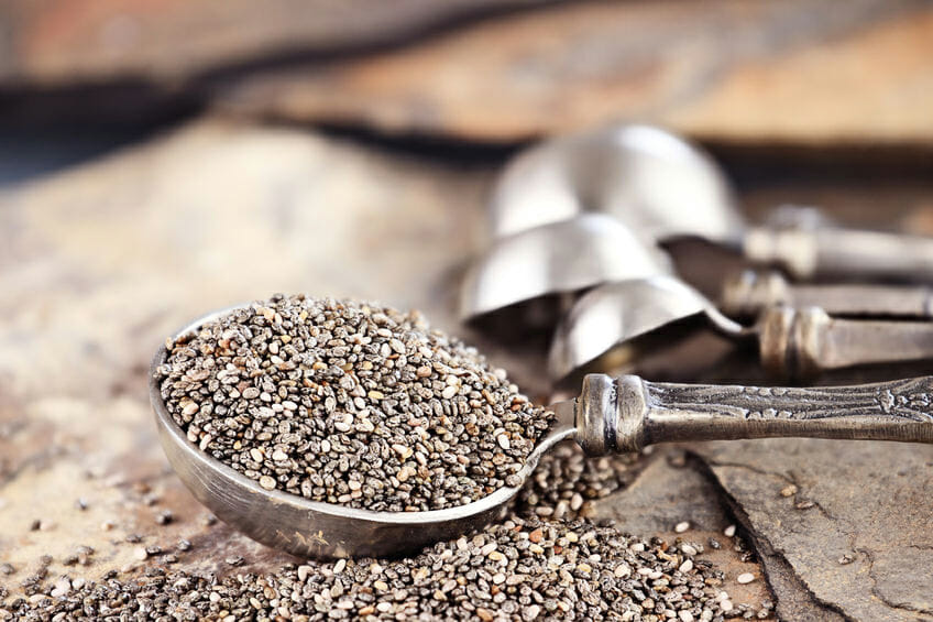 Chia seeds - 30+ Foods That Burn Calories