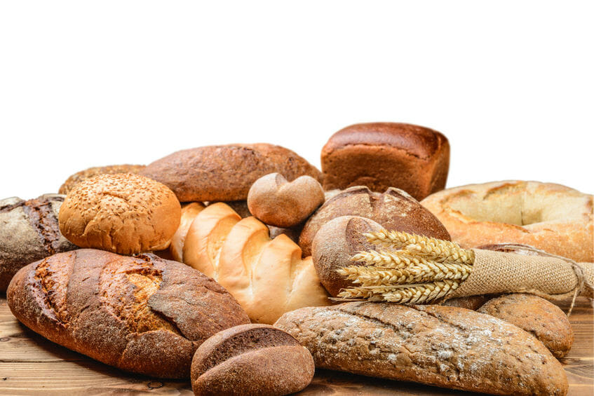 Fresh bread - food combining - pre-digestion process of carbohydrates
