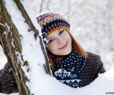 what food can protect your skin in winter
