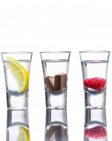 flavored vodkas recipe