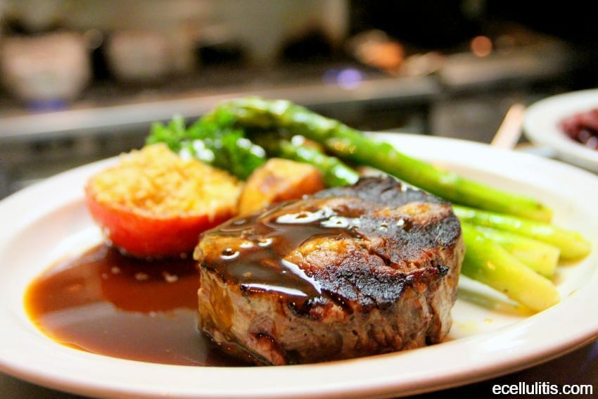 iron deficiency - why are you craving for red meat