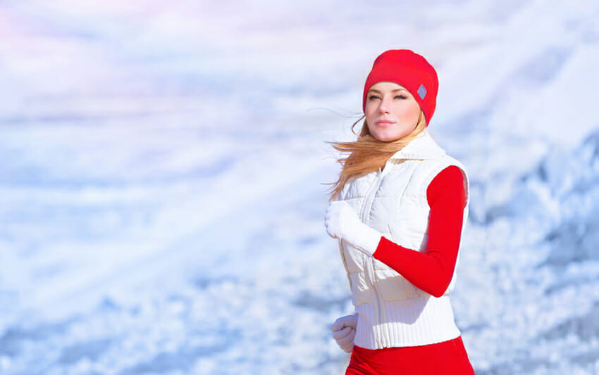 Who should avoid outdoor winter exercising