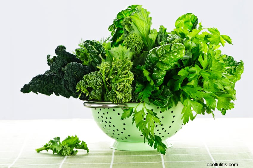 leafy greens vegetables - The Real Truth About Raw Foods