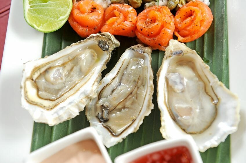 Oysters - Top 20 Foods For Memory, Concentration And Energy