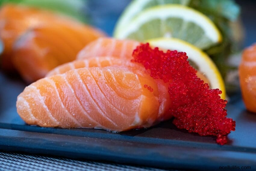 Salmon - Essential Foods For Hair Growth