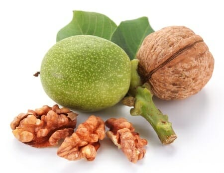 walnut for hair growth