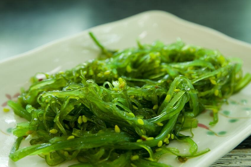 Sea vegetables – Strengthen Your Body with Powerful Antioxidants