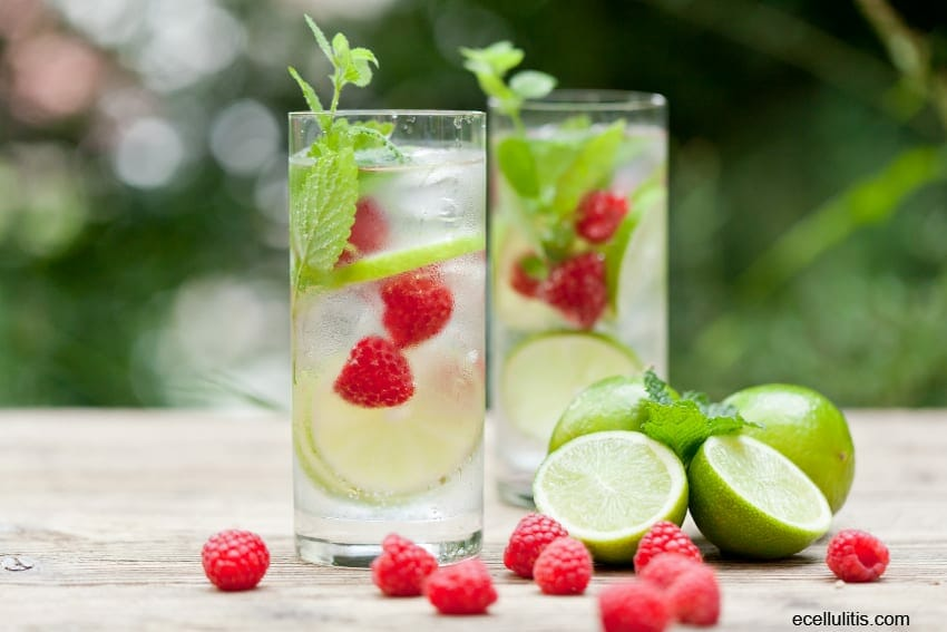 keeping your body hydrated is very important for immune system