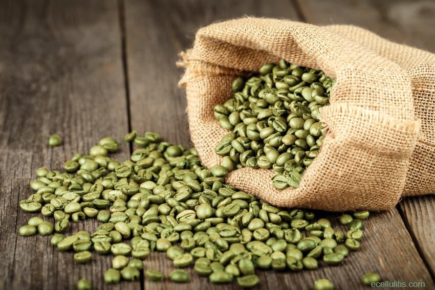 Green coffee bean benefits