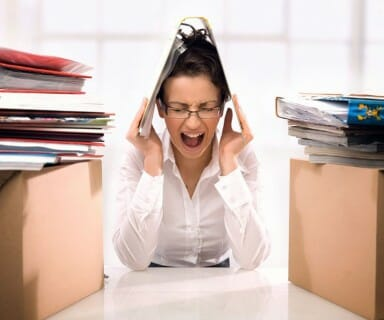 Stressed At Work? 6 Great De-Stress Techniques To Try!
