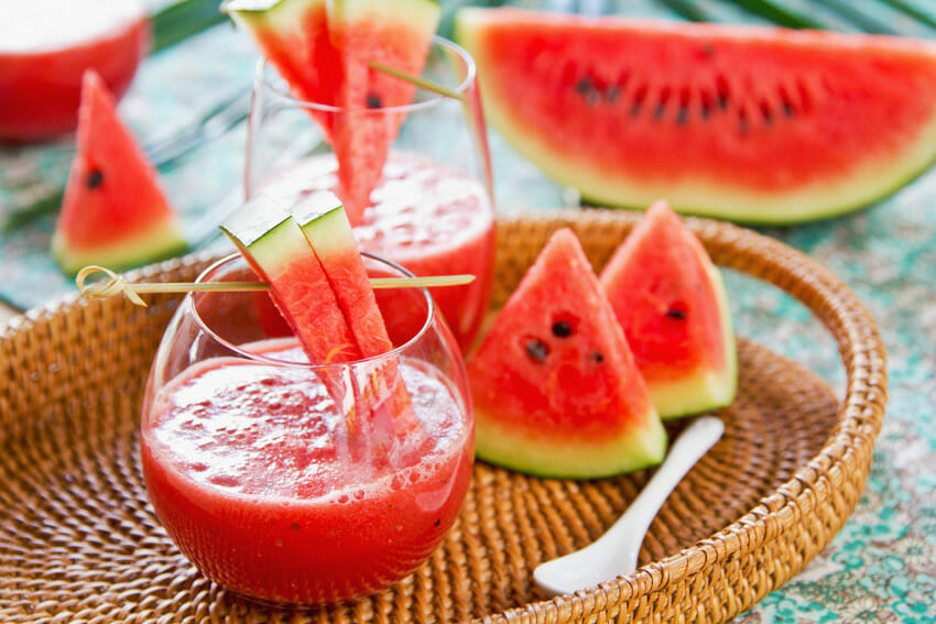 watermelon juice - The Best Weight Loss Juices You Should Try Right Now