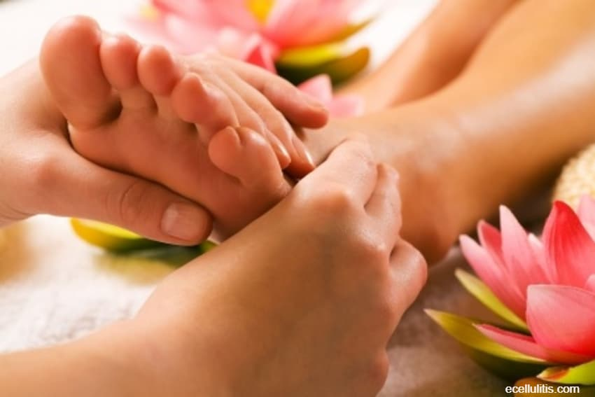 tired feet - consider these natural remedies and rejuvenating footbath