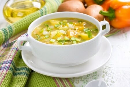 Mixed Vegetable Soup – Control Weight Consuming Essential Nutrients